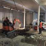Renovatiesloopwerk bedrijfspand