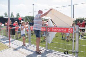 Pannaveldje Rood Wit Veldhoven